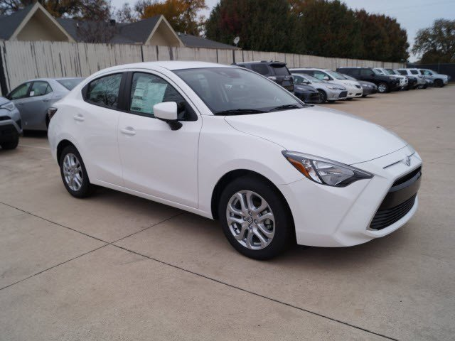 New 2017 Toyota Yaris iA in Hurst, TX