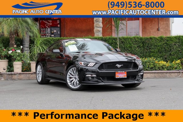 Used 2017 Ford Mustang in Fontana, CA