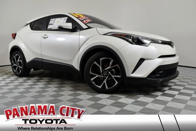 New 2019 Toyota C-HR in Panama City, FL