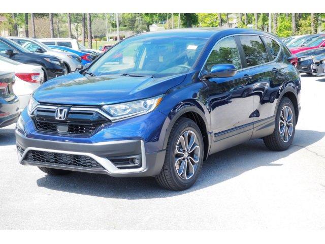 New 2020 Honda CR-V in Birmingham, AL