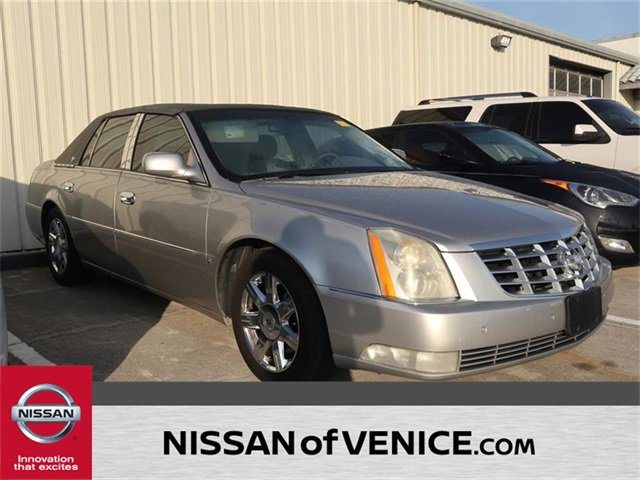 Used 2007 Cadillac DTS in Venice, FL