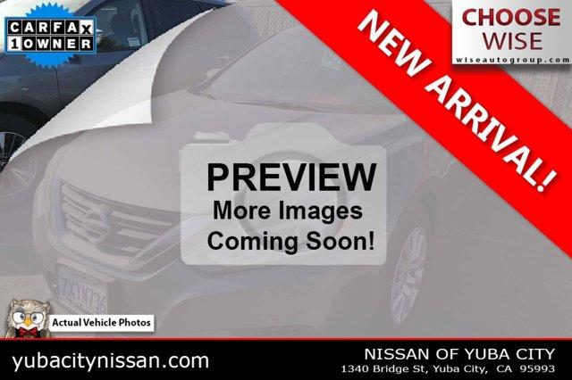2017 Nissan Altima 2.5 S 2.5 S Sedan Regular Unleaded I-4 2.5 L/152 [2]