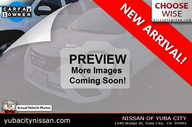 2019 Nissan Versa Sedan SV SV CVT Regular Unleaded I-4 1.6 L/98 [2]