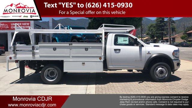 2020 Ram 5500 Chassis Cab Tradesman Tradesman 4x2 Reg Cab 84″ CA 168.5″ WB Intercooled Turbo Diesel I-6 6.7 L/408 [0]