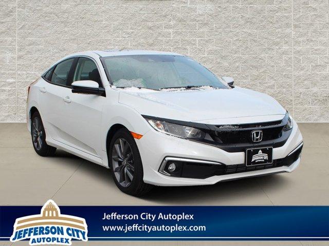 New 2020 Honda Civic Sedan in Jefferson City, MO