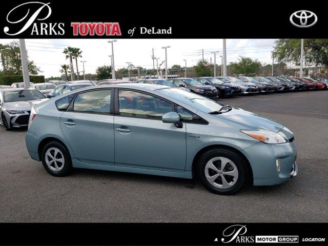 Used 2013 Toyota Prius in DeLand, FL