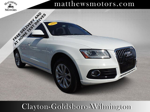Used 2016 Audi Q5 2.0T in Goldsboro, NC