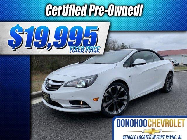 2016 Buick Cascada CPO Premium