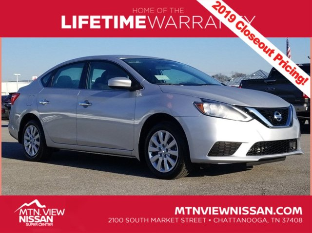 New 2019 Nissan Sentra in Chattanooga, TN