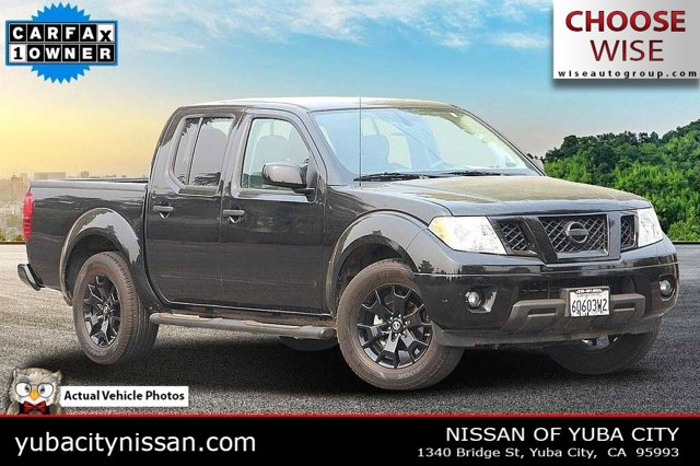 2019 Nissan Frontier SV Crew Cab 4x2 SV Auto Regular Unleaded V-6 4.0 L/241 [0]