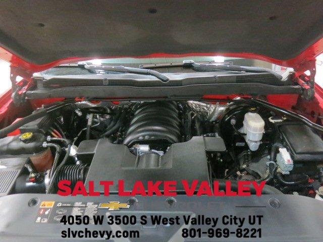 Used 2014 Chevrolet Silverado 1500 4WD Crew Cab 143.5 LTZ w-1LZ