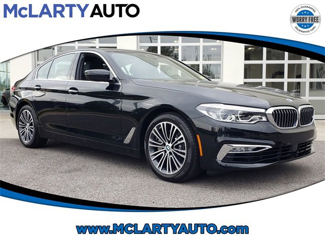 Used 2018 BMW 5 Series in , AR