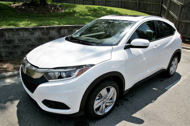 New 2019 Honda HR-V in High Point, NC