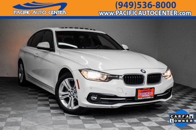 Used 2017 BMW 3 Series in Costa Mesa, CA