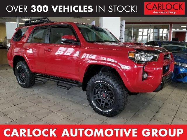 New 2020 Toyota 4Runner in Saltillo, MS