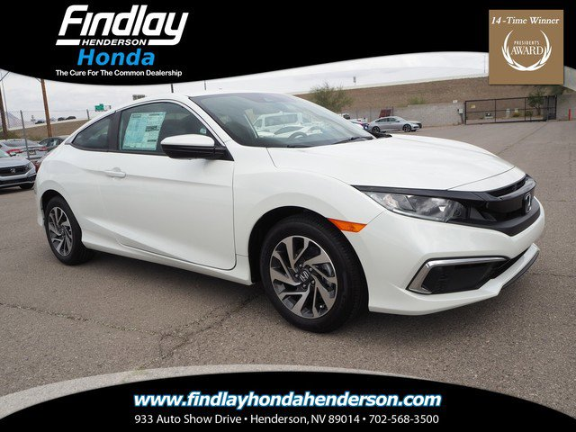 New 2020 Honda Civic Coupe in Las Vegas, NV