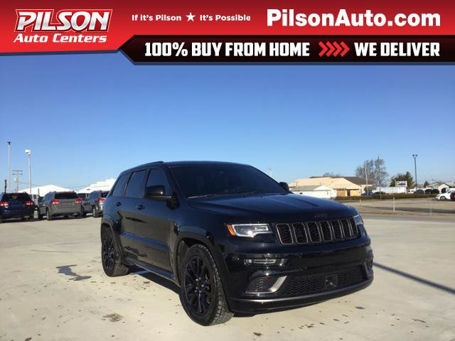 Used 2018 Jeep Grand Cherokee in Mattoon, IL