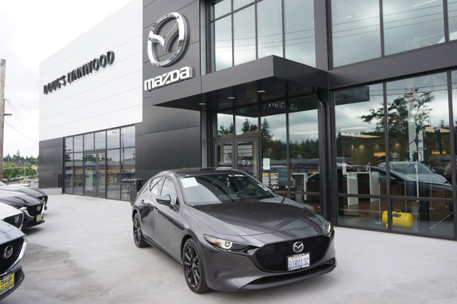 Used 2020 Mazda Mazda3 Hatchback in Edmonds Lynnwood Seattle Kirkland Everett, WA