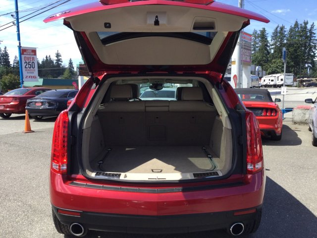 Used 2010 Cadillac SRX FWD 4dr Performance Collection