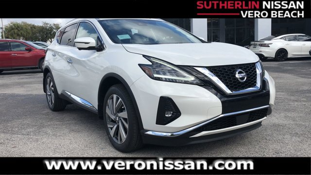 New 2020 Nissan Murano in Vero Beach, FL