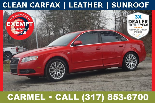 Used 2008 Audi A4 in Indianapolis, IN