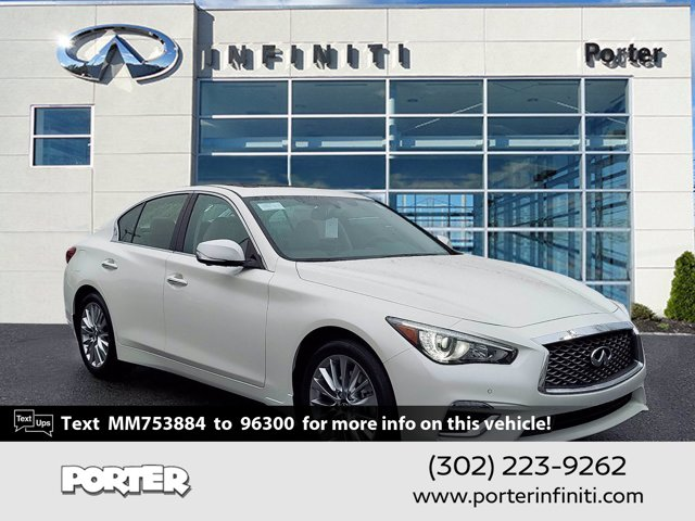 2021 INFINITI Q50 3.0t LUXE 3.0t LUXE AWD Twin Turbo Premium Unleaded V-6 3.0 L/183 [16]