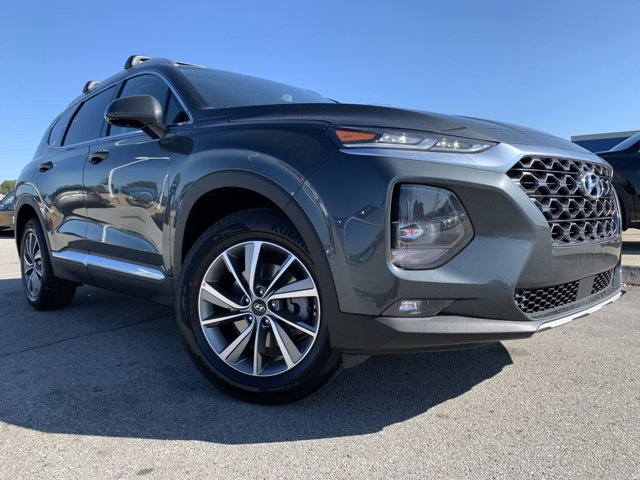 New 2020 Hyundai Santa Fe in Decatur, AL