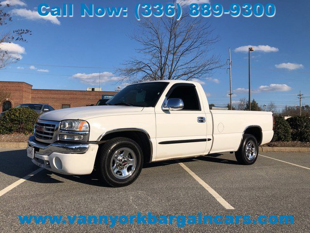 Used 2004 GMC Sierra 1500 in High Point, NC