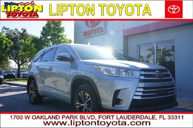 Used 2018 Toyota Highlander in Ft. Lauderdale, FL