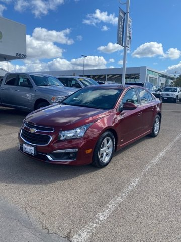 Used 2015 Chevrolet Cruze in San Diego, CA