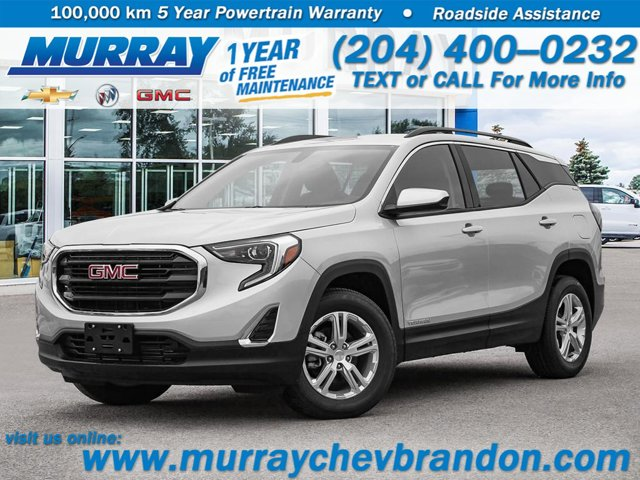 2021 GMC Terrain SLE AWD 4dr SLE Turbocharged Gas/E15 I4 1.5L/92 [1]