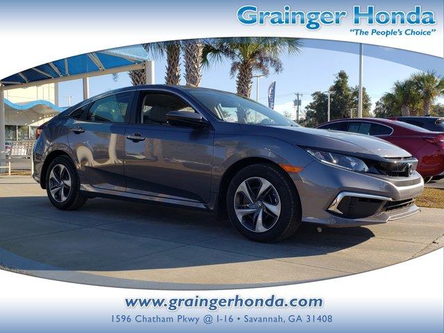 New 2020 Honda Civic Sedan in Savannah, GA