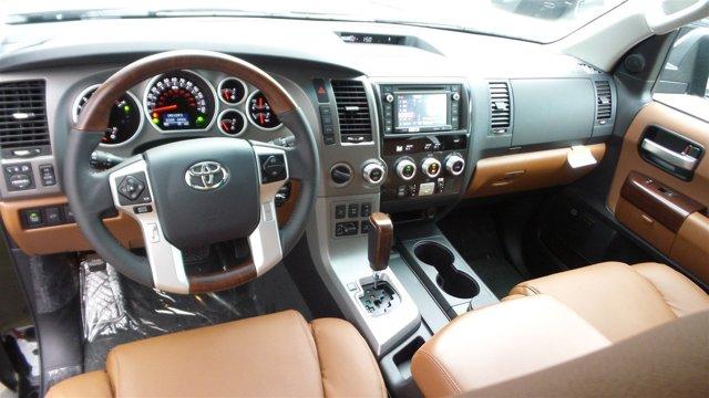 2017 Toyota Sequoia Platinum 4WD