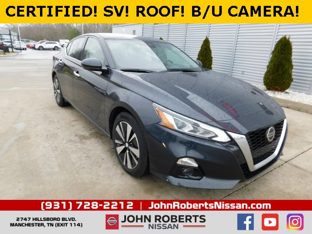 Used 2019 Nissan Altima in Manchester, TN