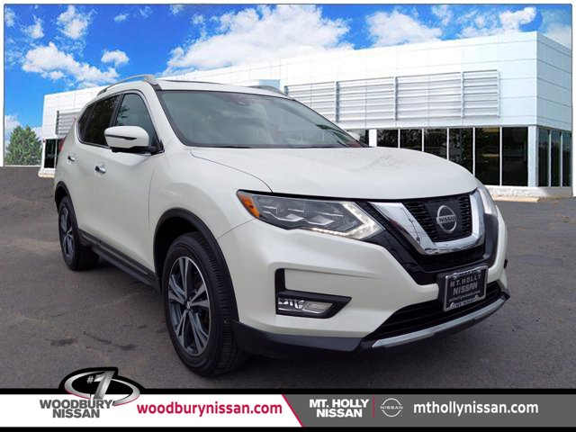 2017 Nissan Rogue SL 2017.5 AWD SL Regular Unleaded I-4 2.5 L/152 [1]