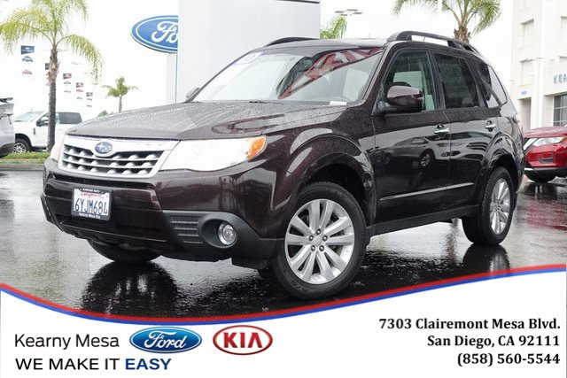 Used 2013 Subaru Forester in San Diego, CA