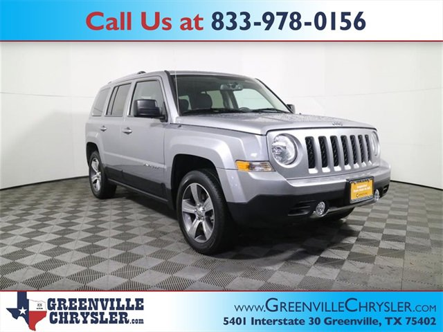Used 2017 Jeep Patriot in Greenville, TX