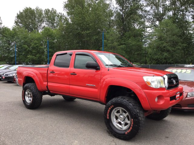 Used 2008 Toyota Tacoma 4WD Dbl LB V6 AT