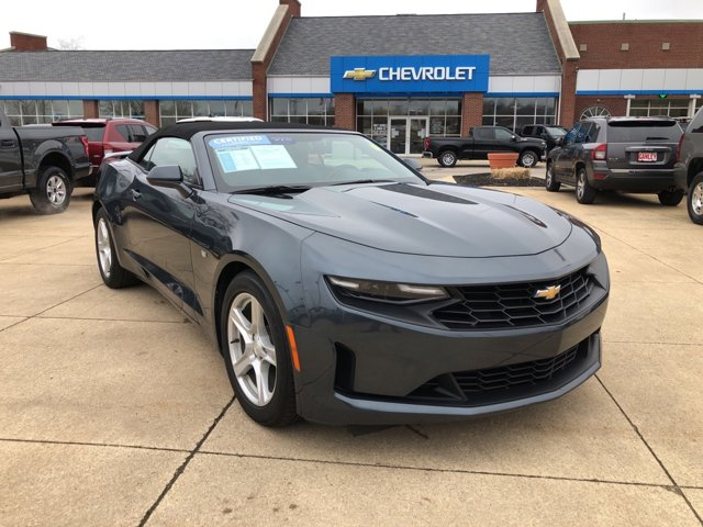 Used 2019 Chevrolet Camaro in Cleveland, OH
