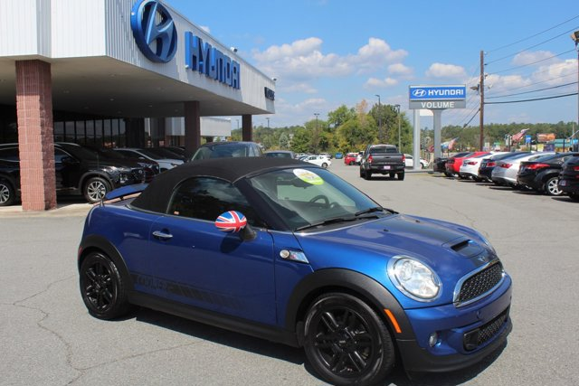 Used 2015 MINI Cooper Roadster in Milledgeville, GA