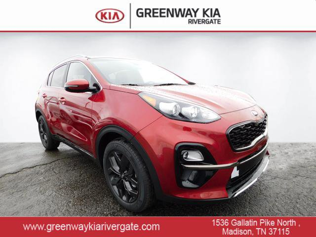 New 2020 KIA Sportage in Antioch, TN