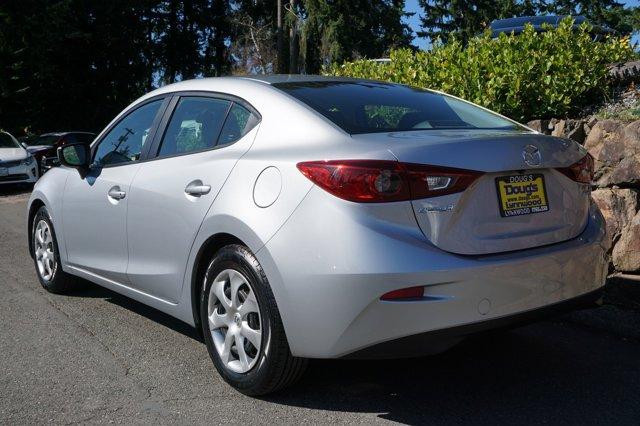 Used 2017 Mazda Mazda3 4-Door Sport Auto