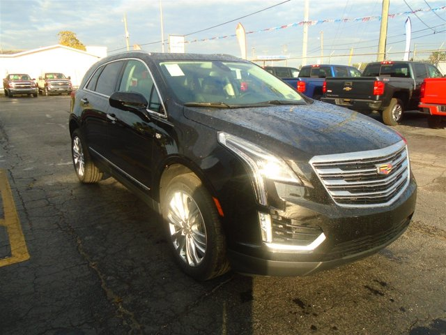 New 2017 Cadillac XT5 in Quincy, FL