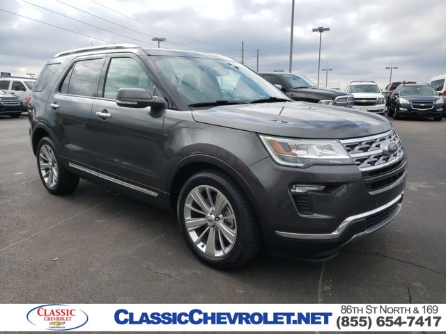 Used 2019 Ford Explorer in Owasso, OK
