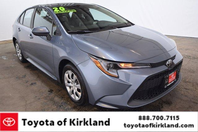 Used 2020 Toyota Corolla in , OR