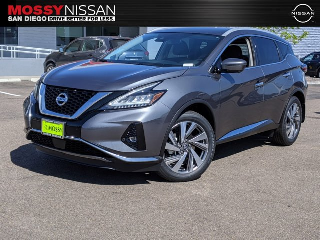 2020 Nissan Murano SL FWD FWD SL Regular Unleaded V-6 3.5 L/213 [0]