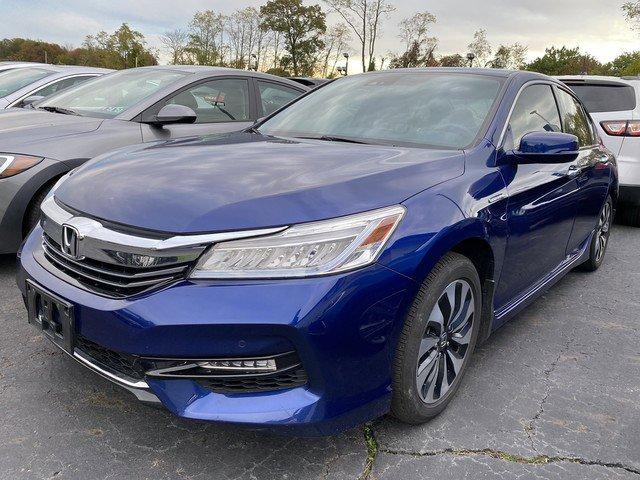 2017 Honda Accord Hybrid Touring Front Wheel Drive Power Steering ABS 4-Wheel Disc Brakes Brake