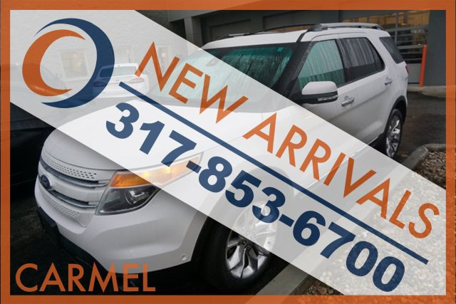 Used 2013 Ford Explorer in Indianapolis, IN