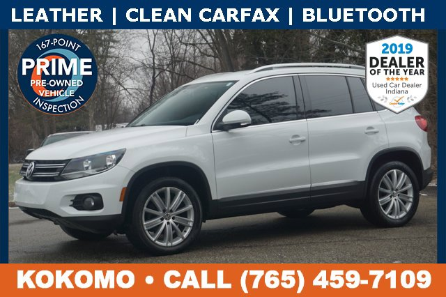 Used 2014 Volkswagen Tiguan in Indianapolis, IN