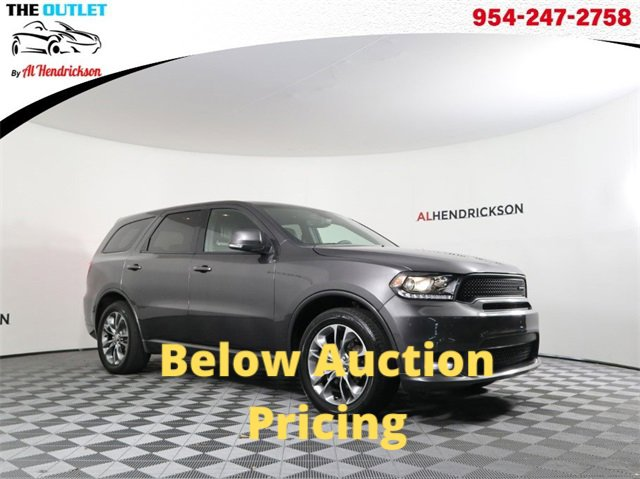 Used 2019 Dodge Durango in Coconut Creek, FL